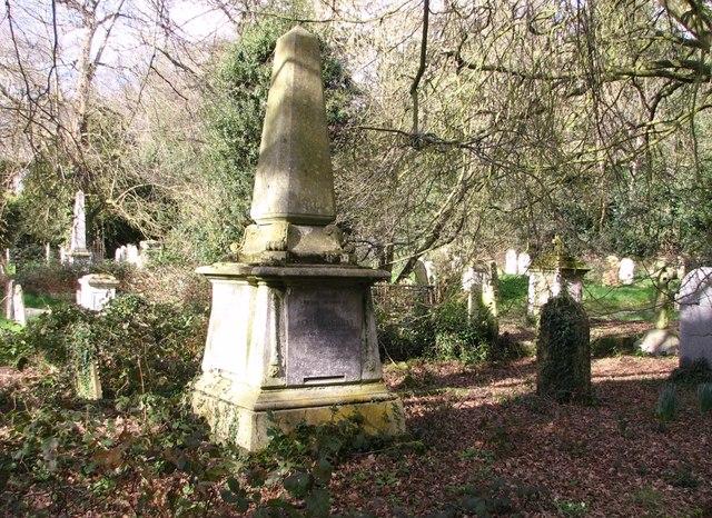 Monument to Edward Boardman