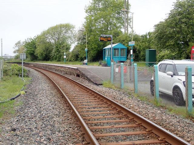 Pensarn Station