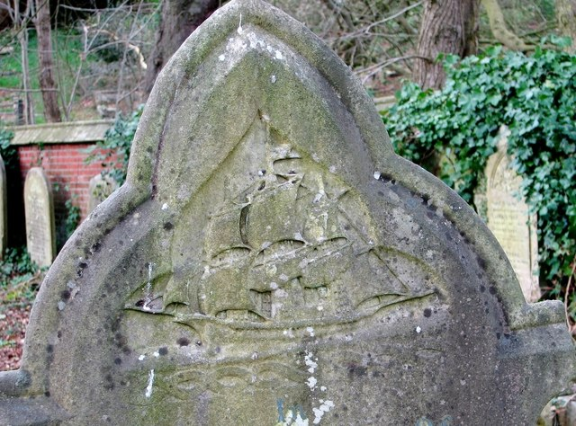 The grave of Rosane Futter (detail)