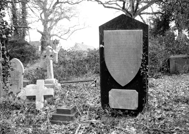 The grave of Lucie