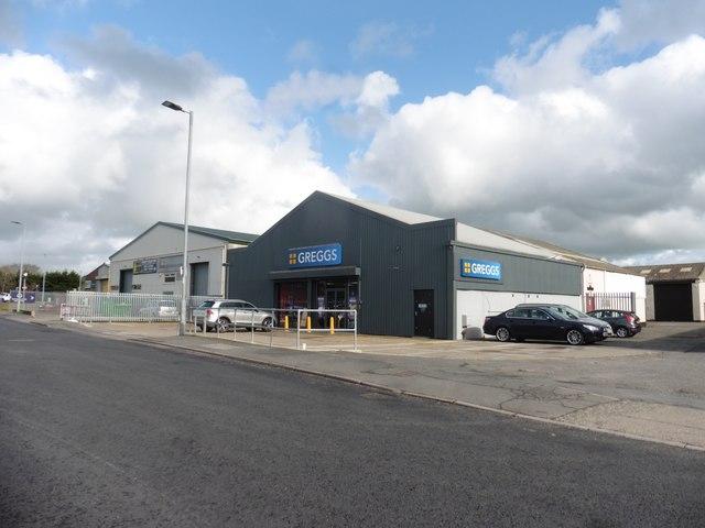 Greggs, Pottington Business Park