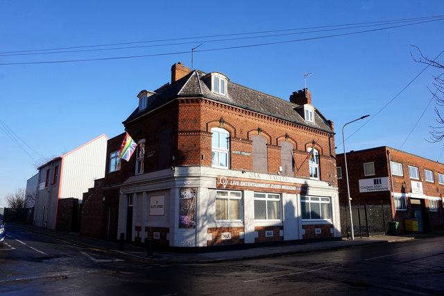 Oak Vaults, Scott Street, Hull
