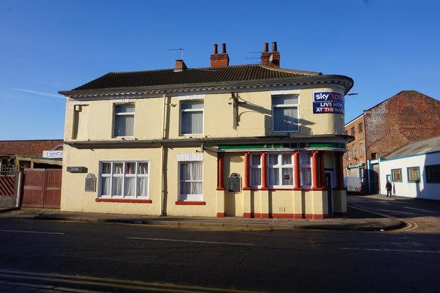 The Albion, Caroline Street, Hull