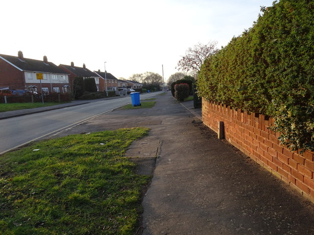 Sytch Lane Scene