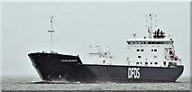 "J3778 : The ""Lysvik Seaways"", Belfast Lough (March 2019) by Albert Bridge"