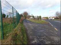 J0718 : The Newtown Road junction on the R132 by Eric Jones