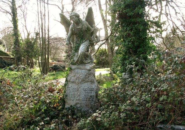 Memorial for Beryl Cushion