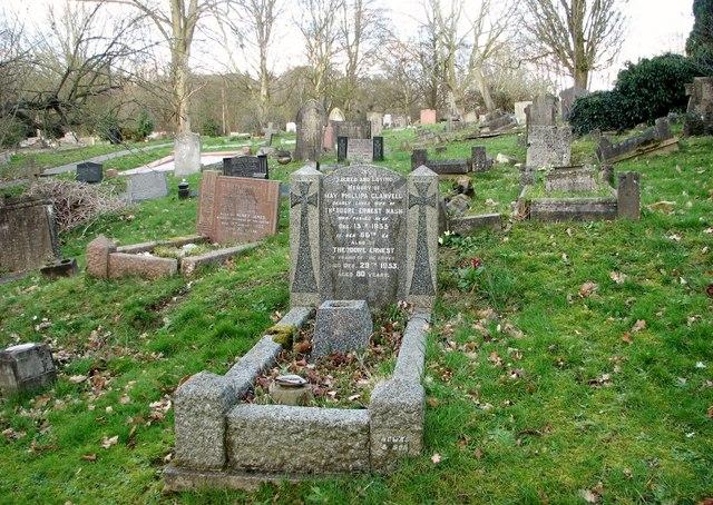 1930s graves