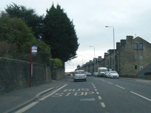 A646 Burnley Road, Luddenden Foot