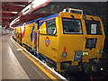 TQ2782 : Matisa B45 Tamping Machine, Baker Street, London Underground (1) by Free Man