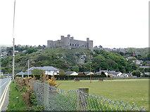 SH5831 : Harlech Castle by Eirian Evans