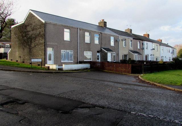 Parfitt Terrace, Cwmbran