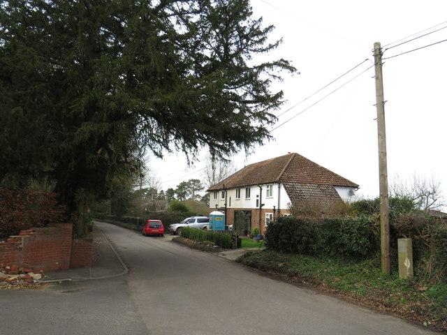 Church Road, Halstead