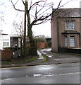 ST2997 : BT phonebox, Pontrhydyrun Road, Cwmbran by Jaggery