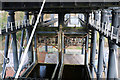 SJ6475 : Anderton Boat Lift - straight down the middle by Chris Allen