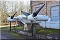 NT2762 : Water Turbines, Roslin Glen by Jim Barton
