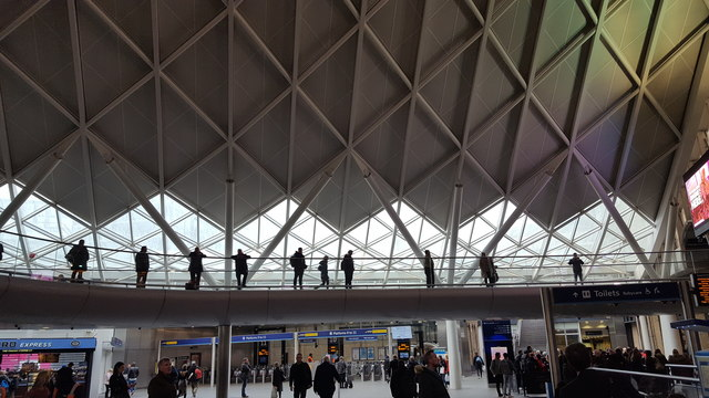 King's Cross Station