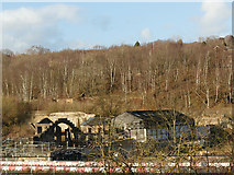 SE2536 : Remains of the Kirkstall Forge  by Stephen Craven