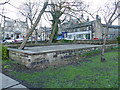 SE2337 : Site of the old Horsforth Chapel by Stephen Craven