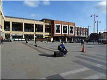 SO8554 : Cathedral Square by Philip Halling