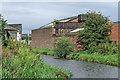 SJ8846 : Caldon Canal near Joiner's Square in Stoke-on-Trent by Roger  Kidd