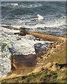 NJ1069 : Burgh Head by valenta