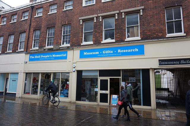 Hull People Memorial Museum