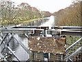 NH3961 : Plaque on the bridge by Richard Dorrell
