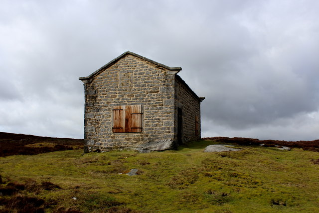 Another Aspect of the Thorpe Fell Lunch Hut