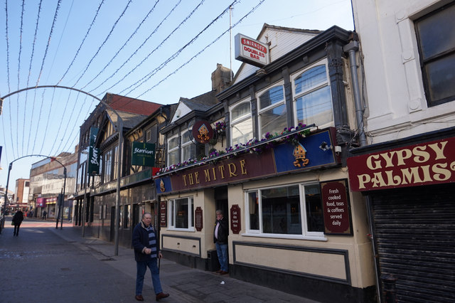 The Mitre on West Street, Blackpool