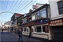 SD3036 : The Mitre on West Street, Blackpool by Ian S