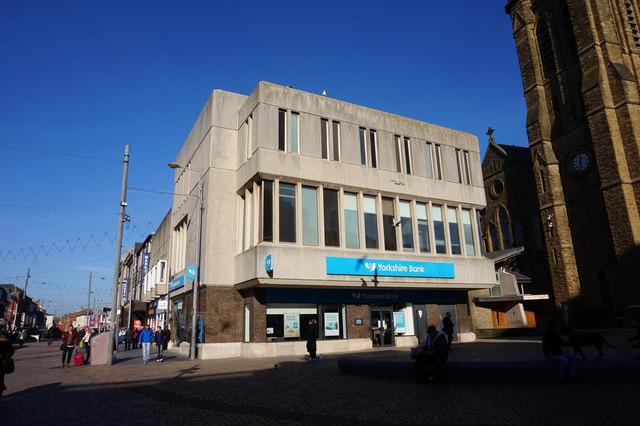 Yorkshire Bank, Abingdon Street, Blackpool