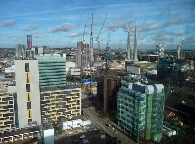 View from Leon House, High Street (3)