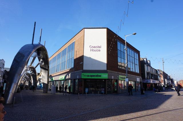 The Co-operative Store, Abingdon Street, Blackpool