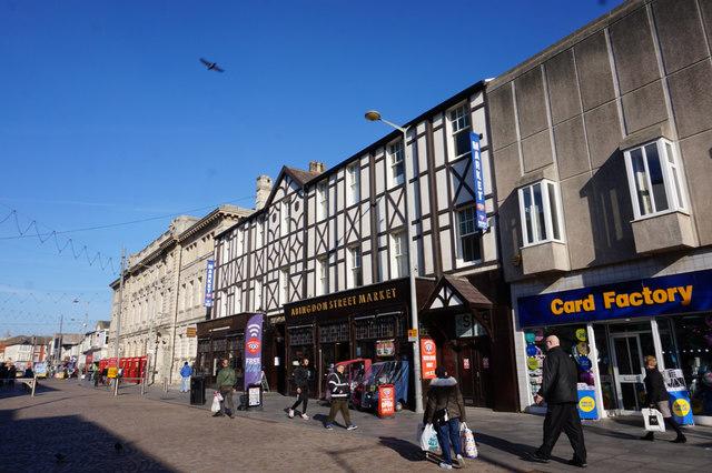 Abingdon Street, Blackpool