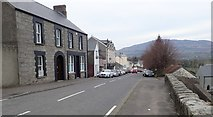 J0115 : View North along Shean Street, Forkhill by Eric Jones