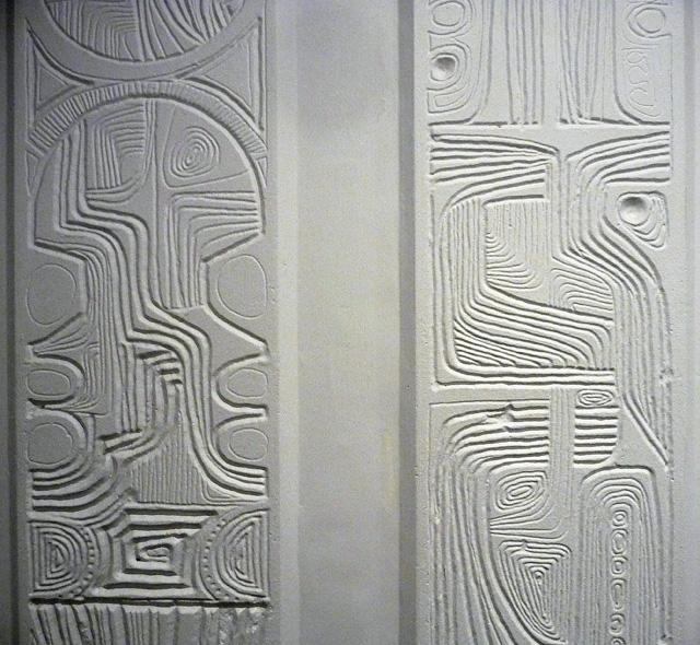 Interior detail of Leon House, High Street (6)