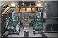 ST5980 : Aerospace Bristol - Britannia flight deck by Chris Allen