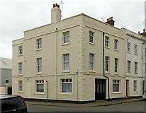 SO8318 : 22 Oxford Street, Gloucester by Alan Murray-Rust