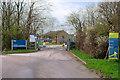 SD4658 : Lancaster WwTW (Waste Water Treatment Works), Stodday by David Dixon