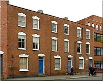 SO8318 : 25, 27 and 29, Worcester Street, Gloucester by Alan Murray-Rust