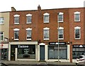SO8318 : 21 and 23, Worcester Street, Gloucester by Alan Murray-Rust