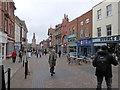 SO8318 : Westgate Street, Gloucester by Rudi Winter