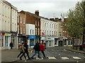 SO8318 : Worcester Street, Gloucester by Alan Murray-Rust