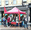 NS5965 : Communist Party stall by Thomas Nugent