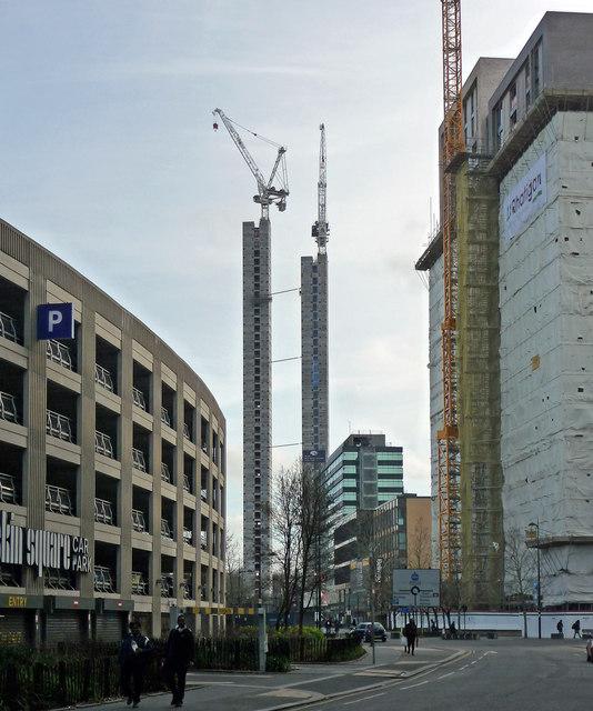 Development, Dingwall Road