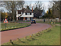 TQ2074 : Towards Sheen Gate, Richmond Park by Stephen McKay