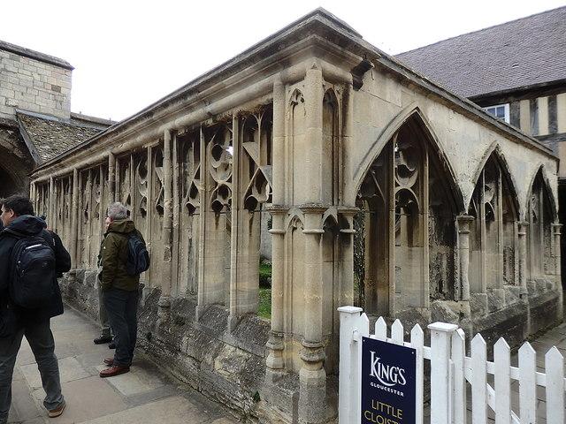 Little Cloister, Gloucester