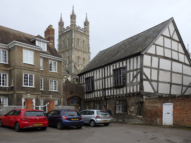 Cathedral Close, Gloucester