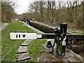 SD9700 : Lock 11W on the Huddersfield Narrow Canal by Graham Hogg